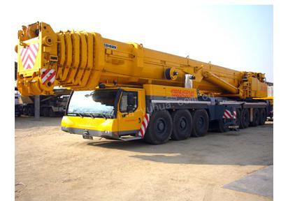 500吨吊车租赁