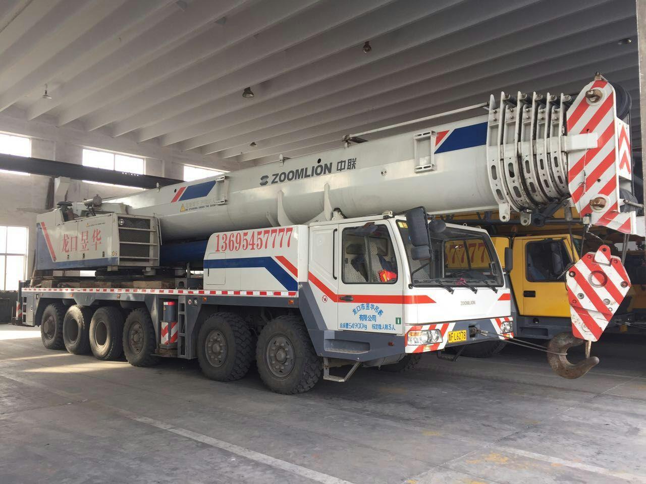 160吨吊车租赁