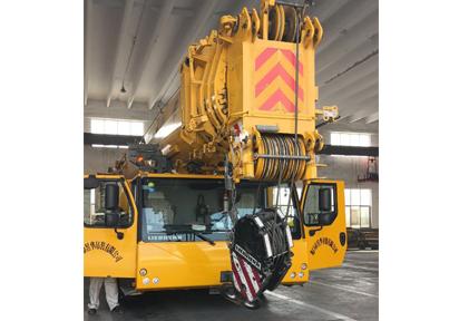 350吨吊车出租