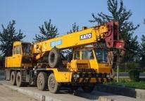 蓬莱300吨汽车起重机