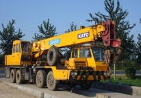 莱州500吨吊车租凭