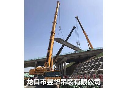 龙口500吨吊车