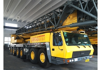 烟台260吨吊车出租的吊装重点